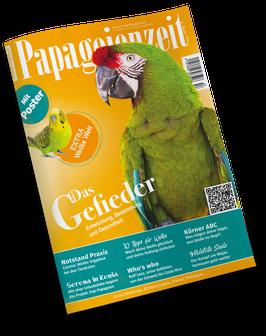 Papageienzeit 57 - Print