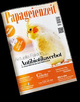 Papageienzeit 58 - Print