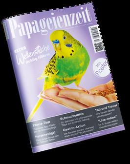 Papageienzeit 56 - Print