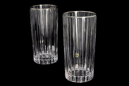 Набор хрустальных стаканов Same  ПИЗА ПЛАТИНА 400 мл