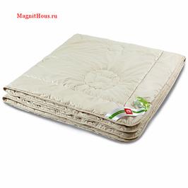 Всесезонное шерстяное одеяло Kariguz Bio Wool 150*220 см
