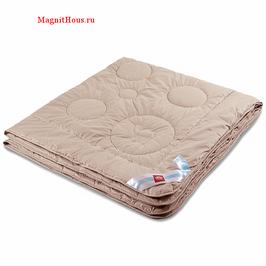 Облегченное шерстяное одеяло Kariguz Pure Camel 150*220 см
