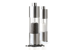 Мельница для соли и перца ADHOC CLASSIC MEDIUM 18 см