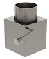 22 Schwerkraft Schleuse Pelletbrenner Reihe X 44 - 120