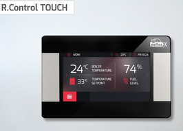 02. S.Control Touch Steuerung