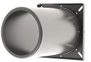 79 Burner outer tube X.100