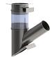 16 Pelletsilo Entnahmeeinheit mit Kupplung für Dosierförderer bis ø 77 mm