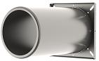 80 Brenner Außenrohr X.120