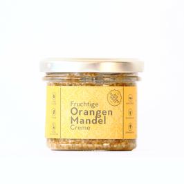 Orangen Mandel Creme