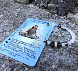"""Tarot-Armband 11 """"Die Balance / die Gerechtigkeit"""""""
