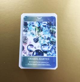 Anima Aurea's 32 Orakelkarten I