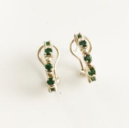 SH-Smaragd-Ohrringe