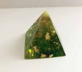 "Orgonit Pyramide ""Herzchakra"""