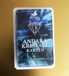 Anima Aurea's ANDARA Kristallkarten