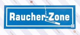 KUNSTSTOFFSCHILD Raucher-Zone