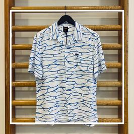 lee SS resort shirt white canvas