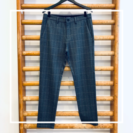 Clean Cut Copenhagen Sean Pants Grey Checked