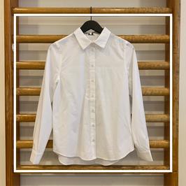 Mbym Octavio Shirt White