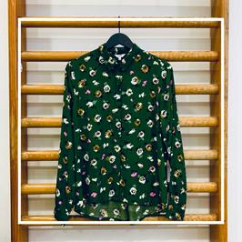 Mbym Klara Shirt lona Print