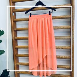 Mbym Caitlin Skirt Cho Print