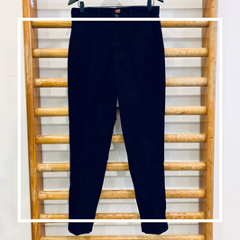 Lee Tapered Chino Black