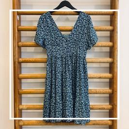 Mbym Lizwelle Dress pansy Print