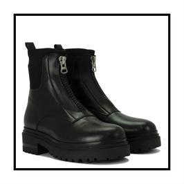 Deabused nova leather black