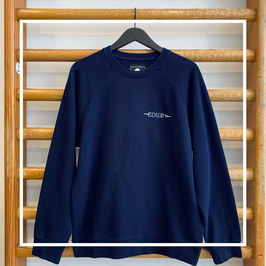 Edwin Souvernir from Japan II Sweater Maritime Blue