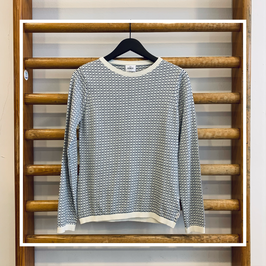 Klitmoller Silje Knit Cream/Navy