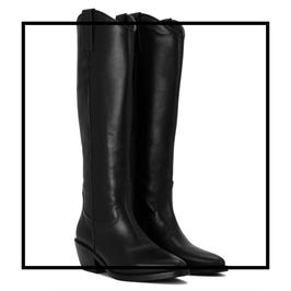 Deabused Suus Leather Black