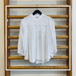Mbym Sena Blouse White
