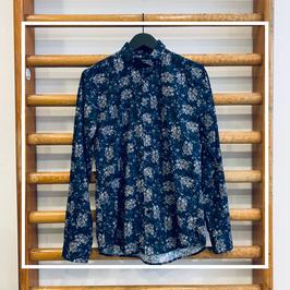 Clean Cut Copenhagen Salen 153 Shirt Navy