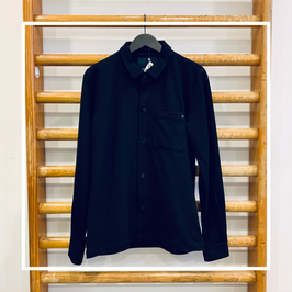 Clean Cut Copenhagen Alexander Overshirt Black
