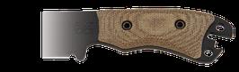 BK-11 Becker Necker Micarta Handle Scales