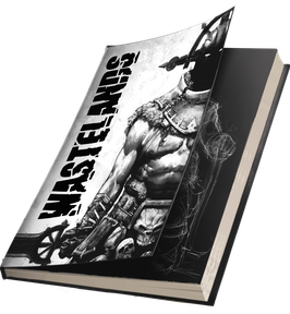 Wasteland Sketchbook + Sketch