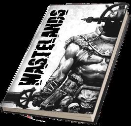 Wasteland Sketchbook