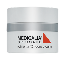"MEDI-REPAIR RETINOL & ""C"" CARE CREAM"