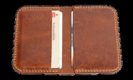 Kreditcard Wallet Buffalo braun
