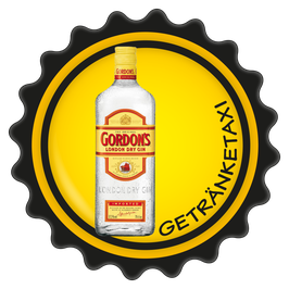 GORDON`S LONDON Dry Gin