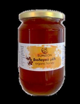 Miel Biologique de fleurs sauvages de Crète - 1 kg - Livraison à votre domicile