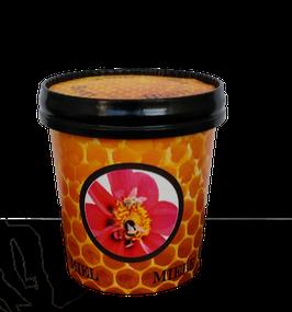 Honigbecher 180 - 200 g, individuell bedruckt
