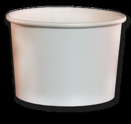 Eisbecher 250 ml, BIO, weiß (800 Stk.)