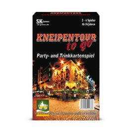 Kneipentour to go (Kartenspiel)