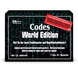 Codes - World Edition Erweiterung (Gesellschaftspiel)