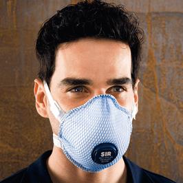 Respiratore monouso