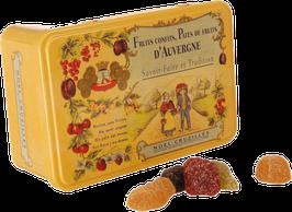 PATES DE FRUITS FORME FRUITS