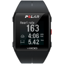 Polar V800 Black Grey HR