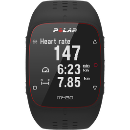 Polar M430 GPS-Trainingscomputer