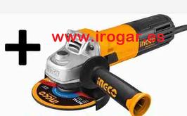 AMOLADORA RADIAL INGCO 950W AG8508E