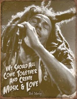 Bob Marley Music & Love